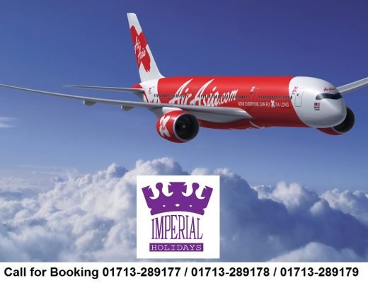 AirAsia Dhaka Office Bangladesh Contact