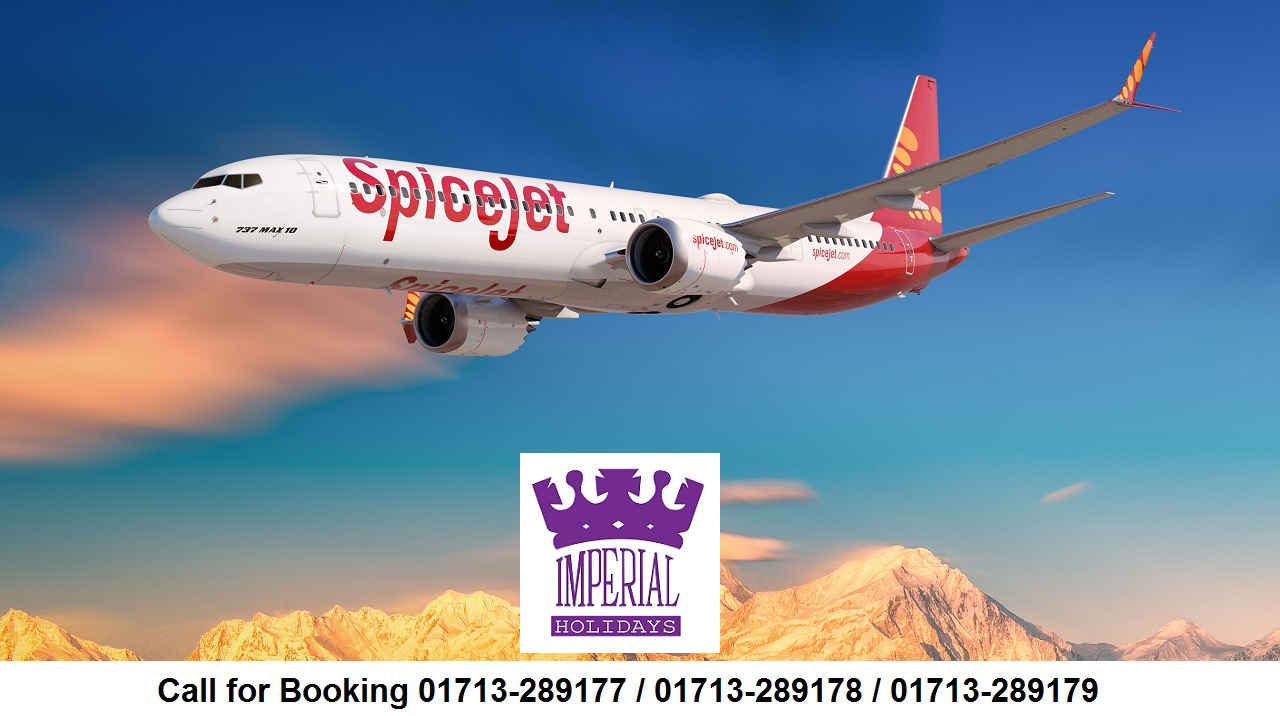 SpiceJet Dhaka Office